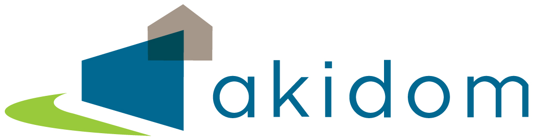 Logo AKIDOM