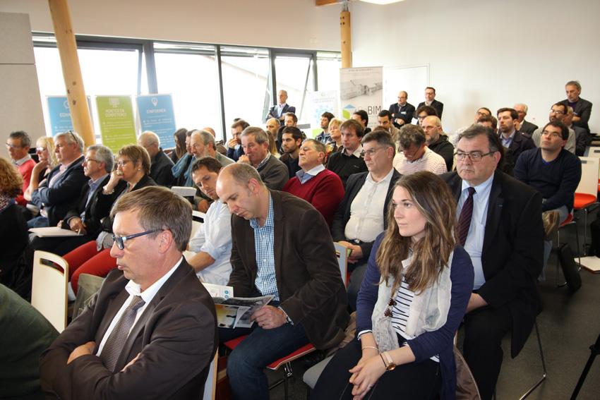 Conférence Rénovation Energétique organisée par Domolandes