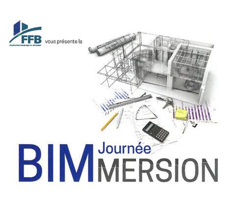 La Journée BIMmersion est un événement organisé par la Fédération Française du Bâtiment (FFB)