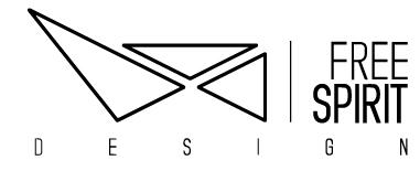 Logo FREE SPIRIT DESIGN