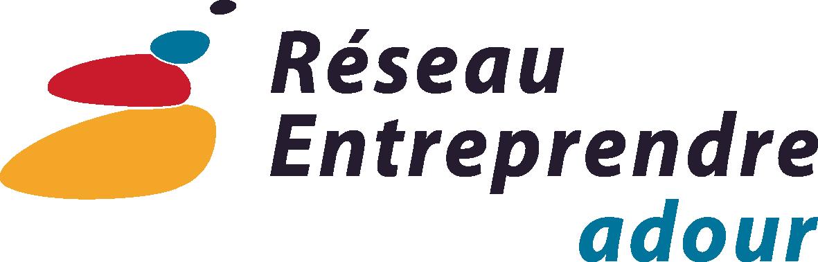 Logo RÉSEAU ENTREPRENDRE ADOUR