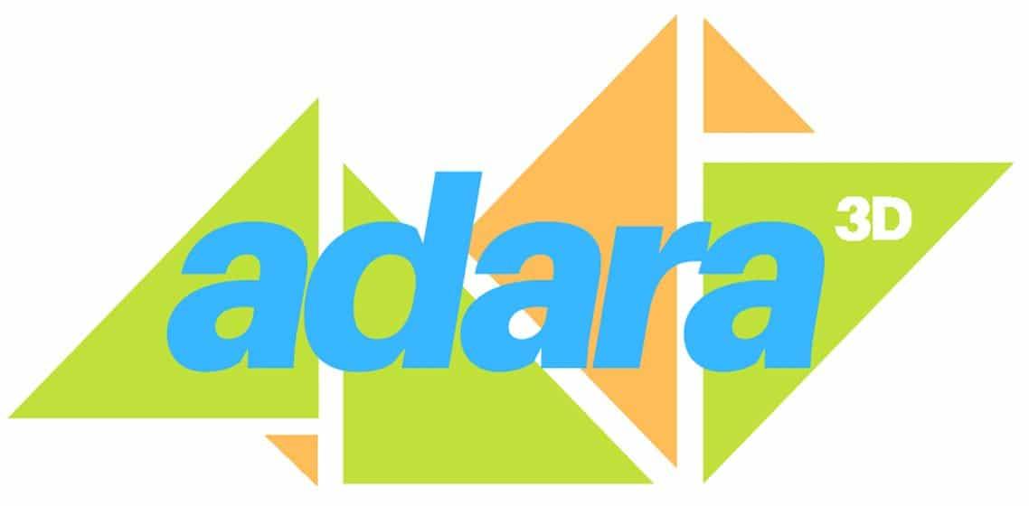 Logo ADARA 3D