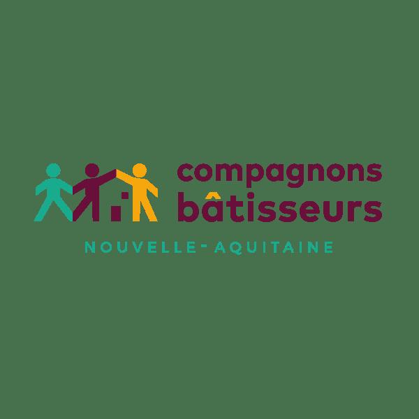 Logo LES COMPAGNONS BÂTISSEURS