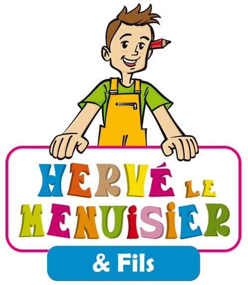 Logo Hervé le menuisier